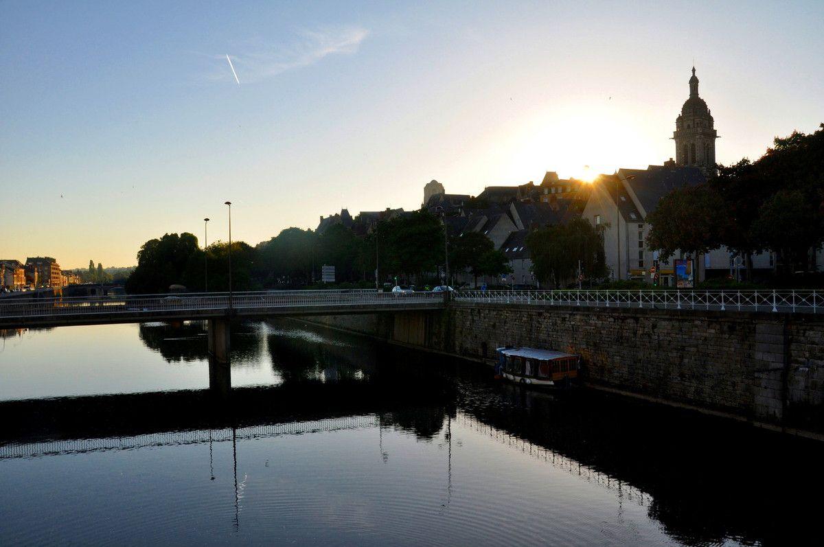Les ponts de la Sarthe.