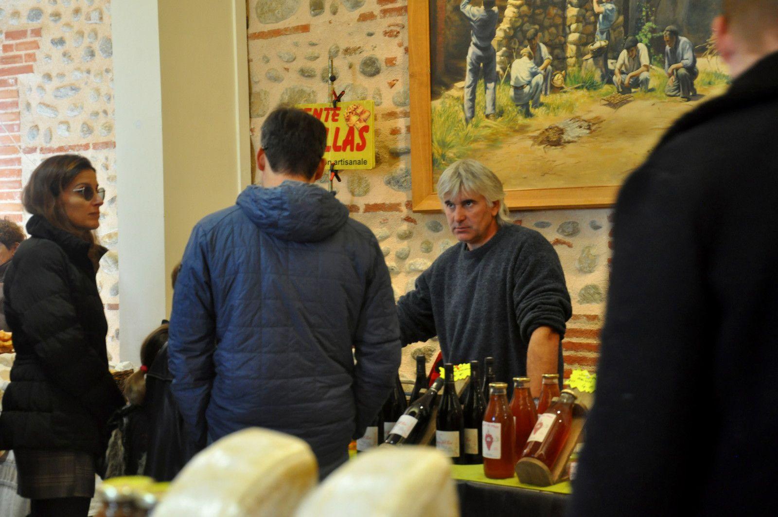 Le vin de Montalba.