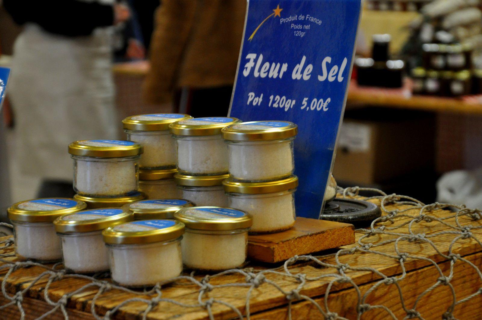 Les variétés du sel de Méditerrannée