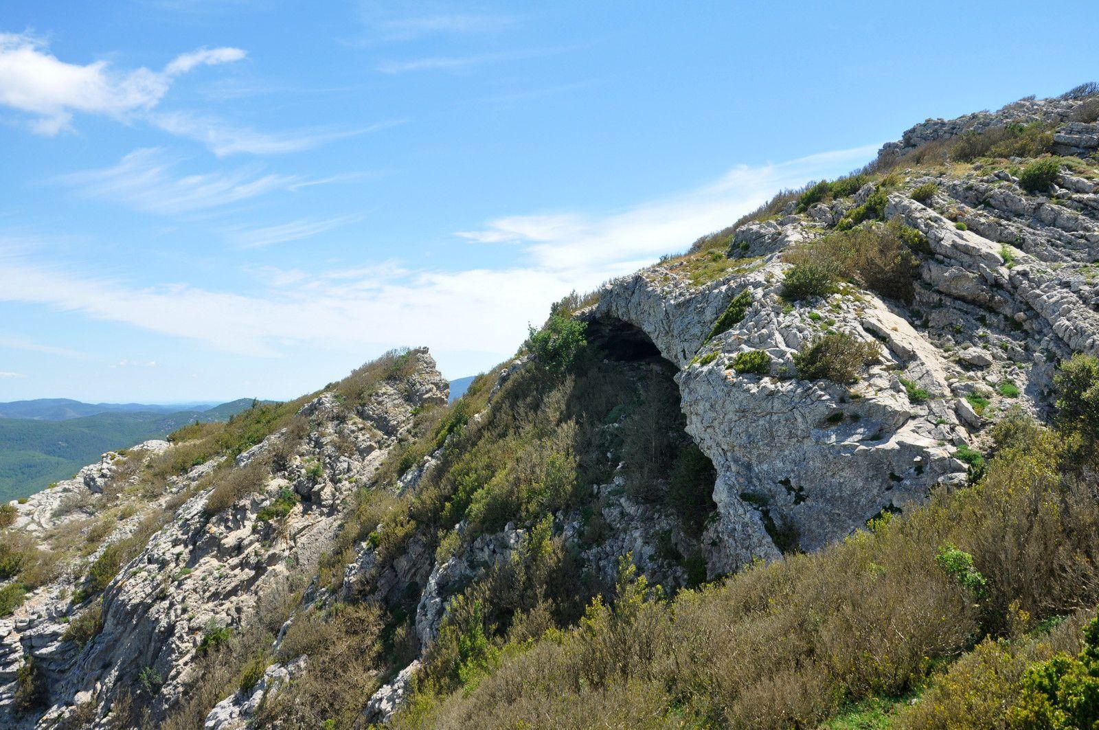 Ces rochers sont impressionnants