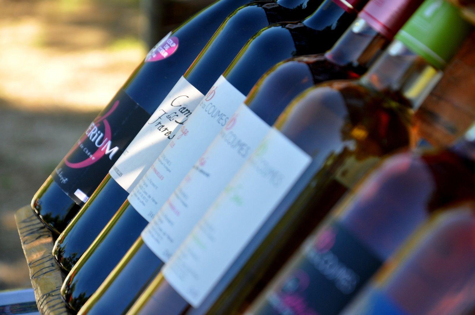 Le très bon vin du domaine de las coumes