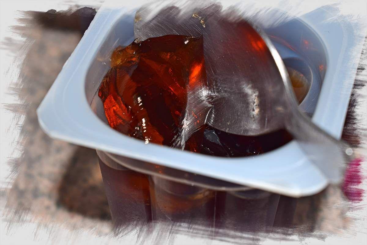 Gelatina de Coca Cola