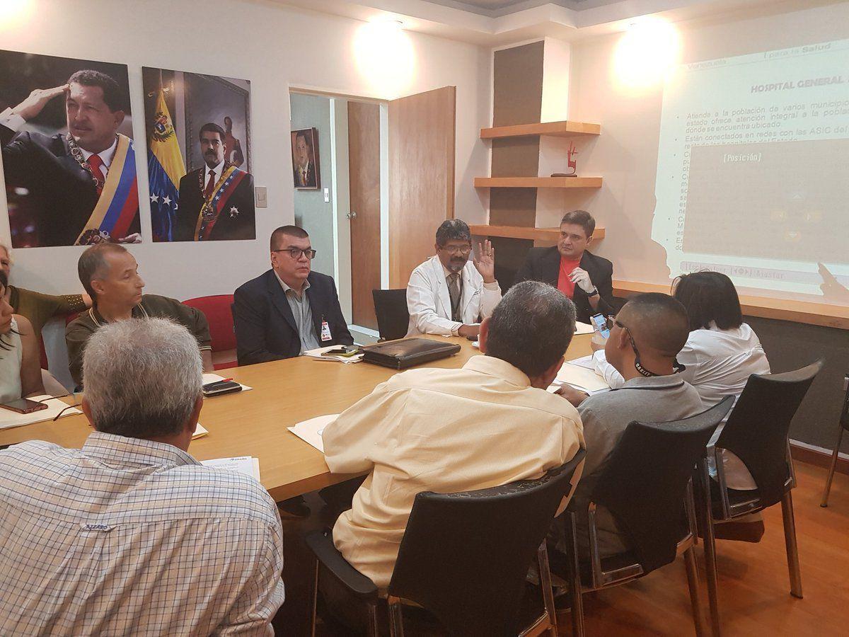 INICIO  CLASIFICACIÓN  DE LA RED HOSPITALARIA DEL DISTRITO CAPITAL VENEZUELA 2017