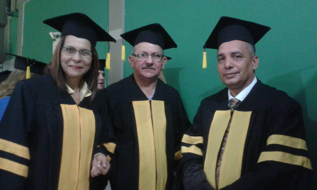 ACTO DE GRADO DE ESPECIALISTAS CLÍNICOS QUIRÚRGICO HOSPITAL CENTRAL DE MARACAY ARAGUA VENEZUELA 2018