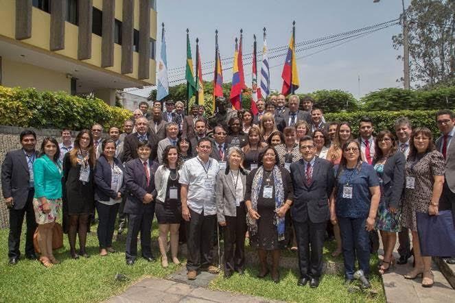 PAÍSES DE LAS AMÉRICAS EN ACCIÓN CONTRA LA TUBERCULOSIS (LIMA PERU 15 FEBRERO 2018)