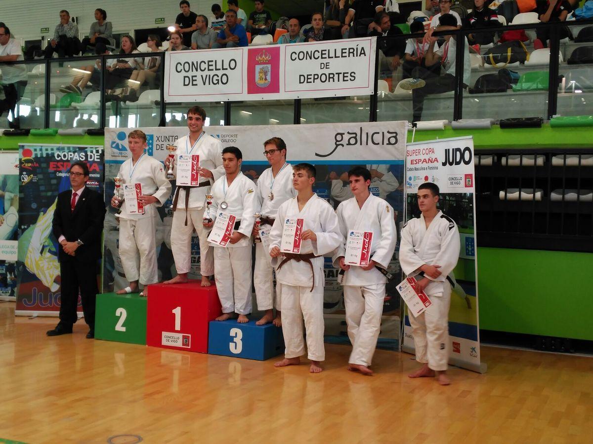 Resultados XXI Torneo Judo Concello de Vigo