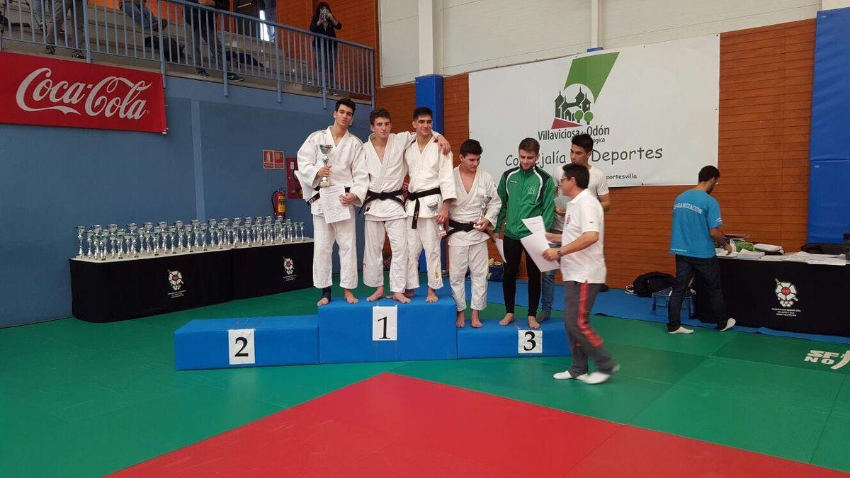Resultados Campeonato Madrid junior