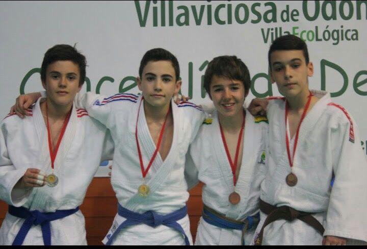 Final España sub-21 y Zonal infantil y cadete ( resultados)