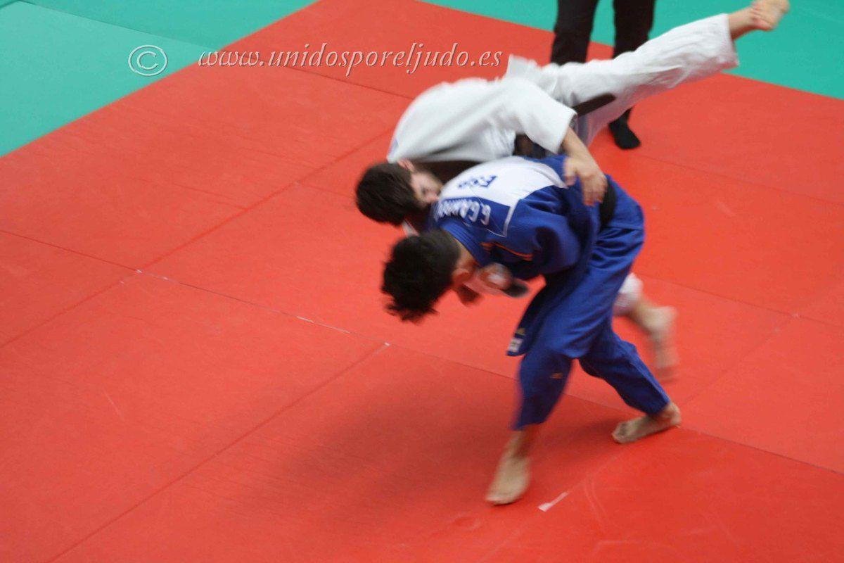 Guillermo Garrido en acción