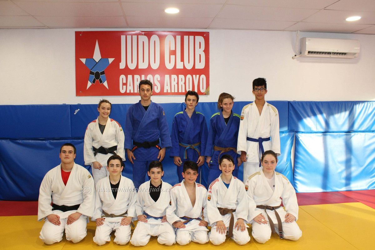 Homenaje a nuestros Judokas
