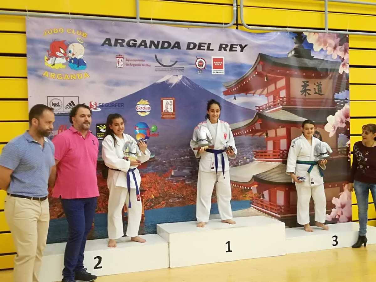 European Junior La Coruña, Internacional alevín de Arganda y Campeonato España Veteranos