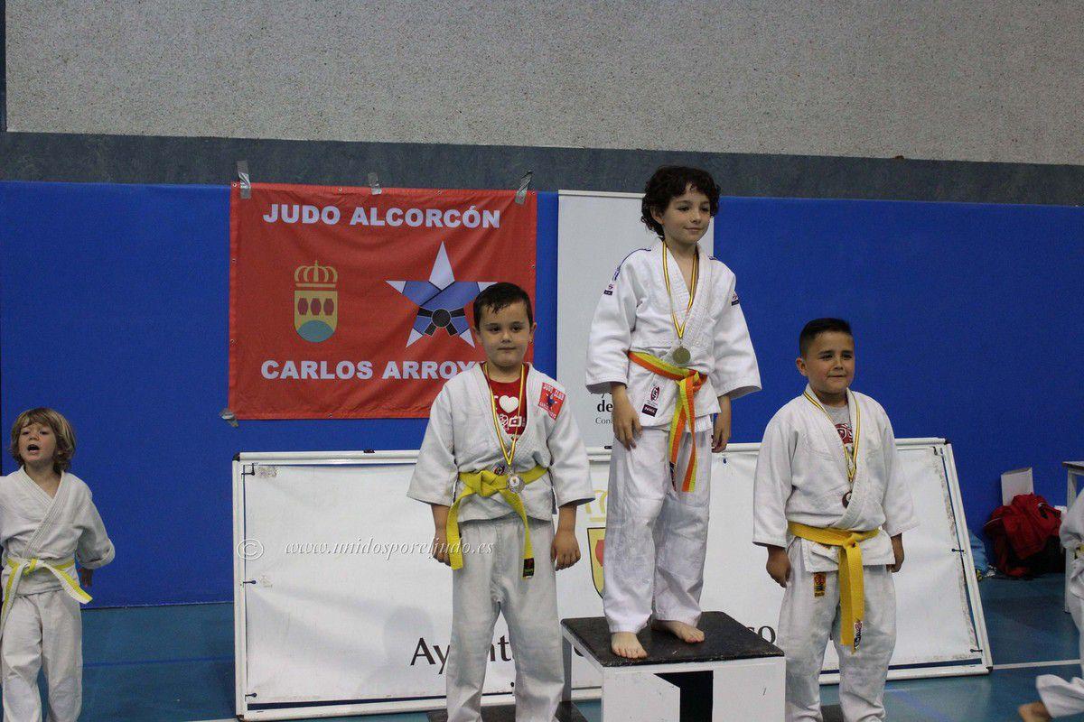 II TORNEO JUDO ALCORCÓN CARLOS ARROYO