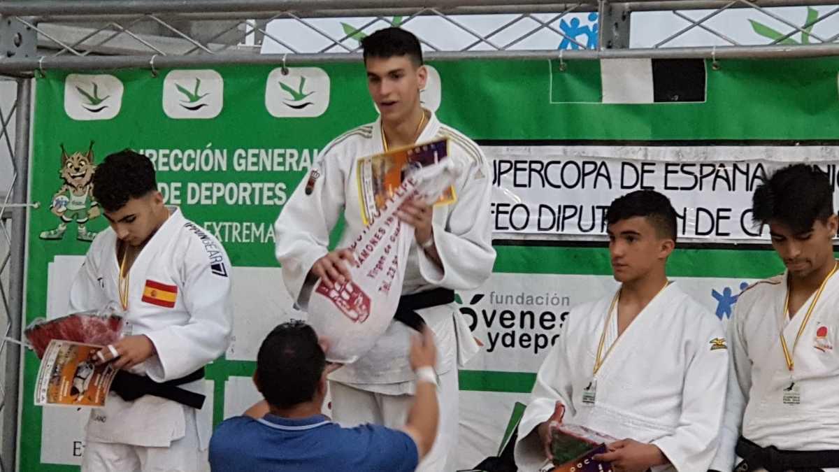 Resultados Super copa de España junior Villa de Cáceres y Torneo de Valdemoro