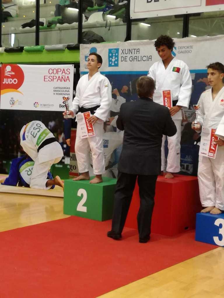 Super Copa de España Judo cadete Concello de Vigo