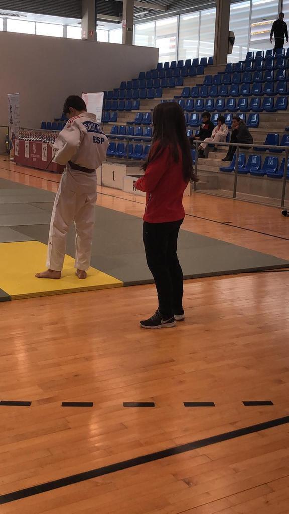 Resultados Copa España Judo infantil de Valladolid