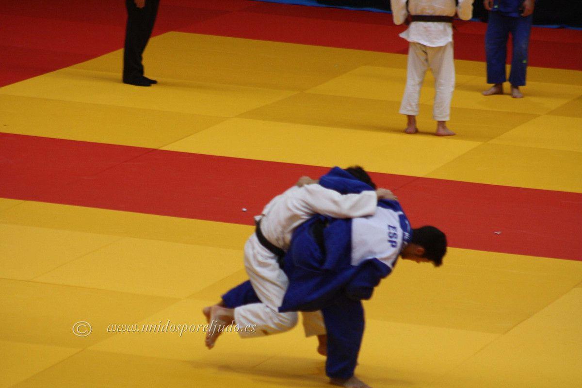 6 judokas para la final de España Junior