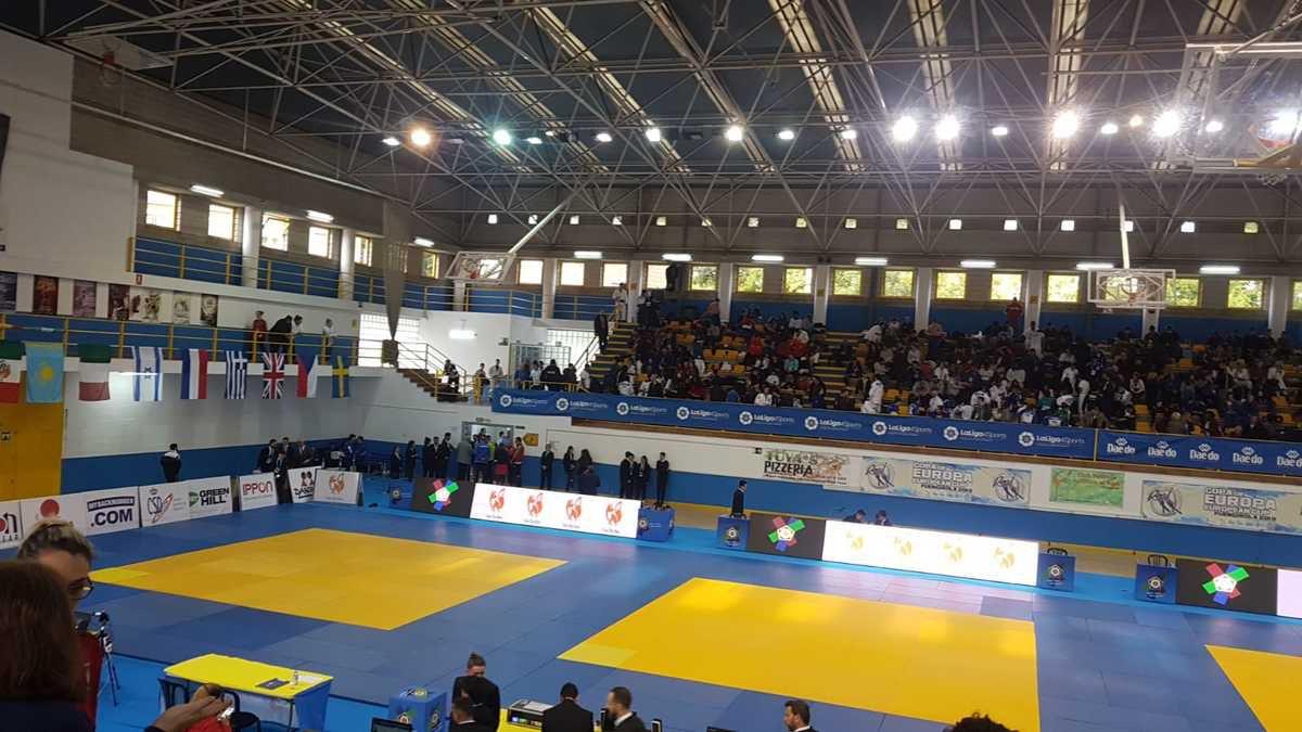 Resultados European Cup cadete de Fuengirola
