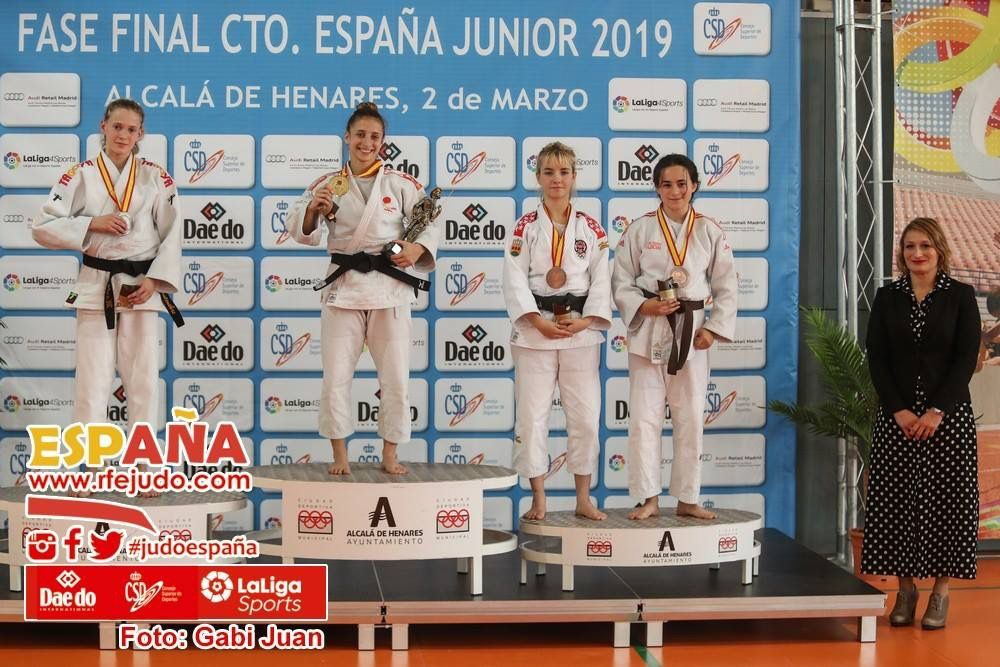 FOTOS FINAL ESPAÑA JUNIOR