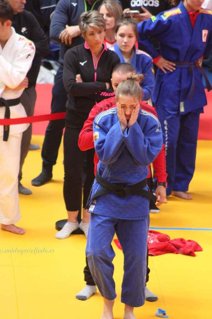 14 JUDOKAS A LA FINAL ESPAÑA JUDO EDAD ESCOLAR DEL JUDO ALCORCÓN CARLOS ARROYO