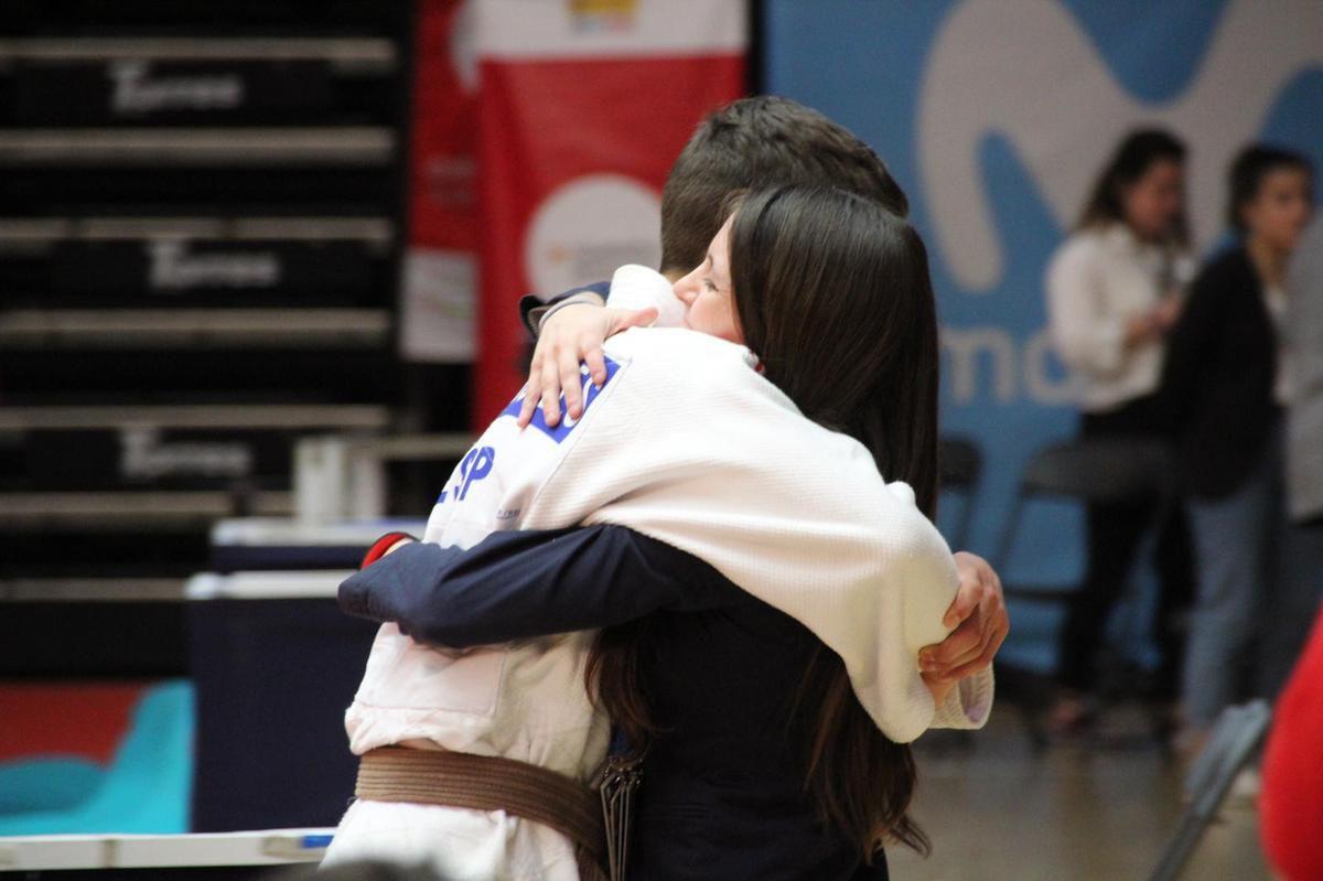 Fase final campeonato España de Judo infantil y cadete. Resultados