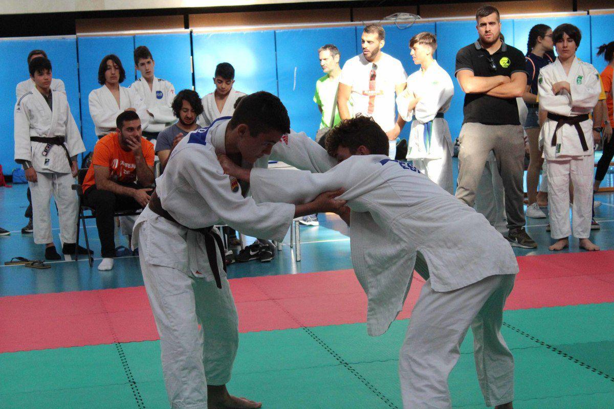 Resaca del III Torneo Judo Carlos Arroyo