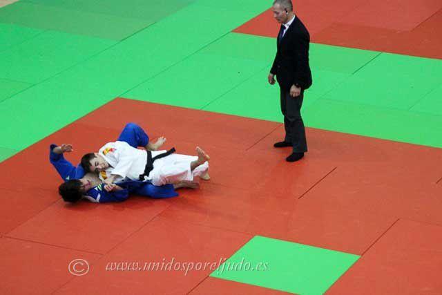 Super Copa España Judo cadete de Pamplona, resultados.