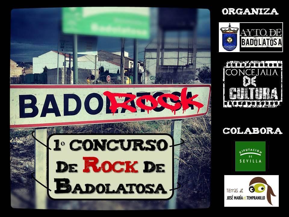 El I Concurso de Rock en Badolatosa