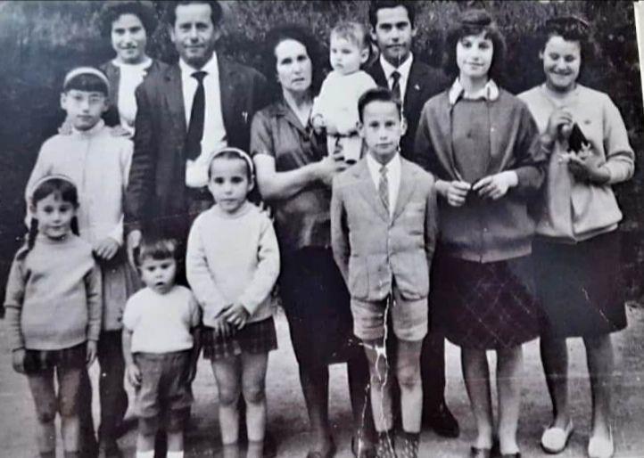 Familias numerosas de Badolatosa