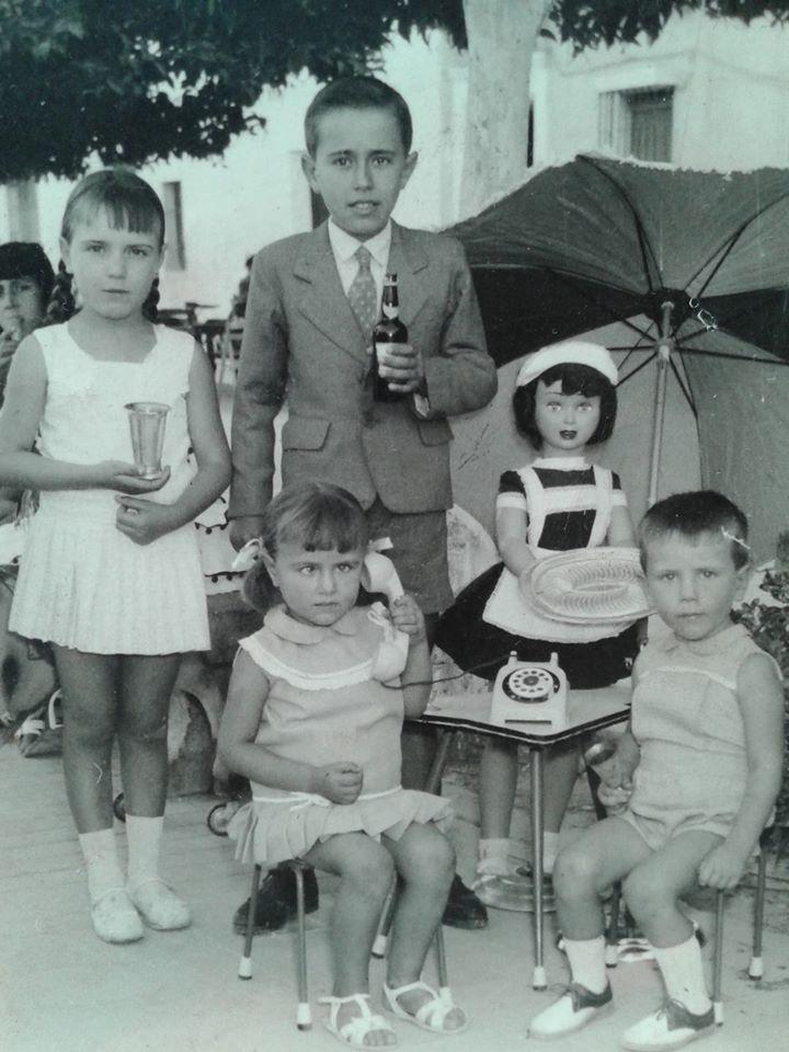 Niños en la feria de Badolatosa