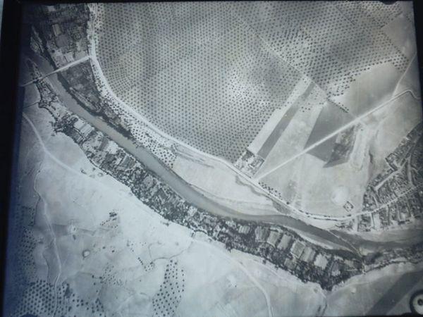 Mapa aéreo de Badolatosa