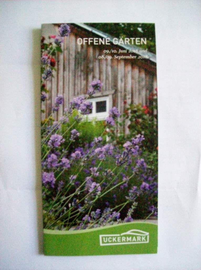 Tage des Offenen Gartens im Juni