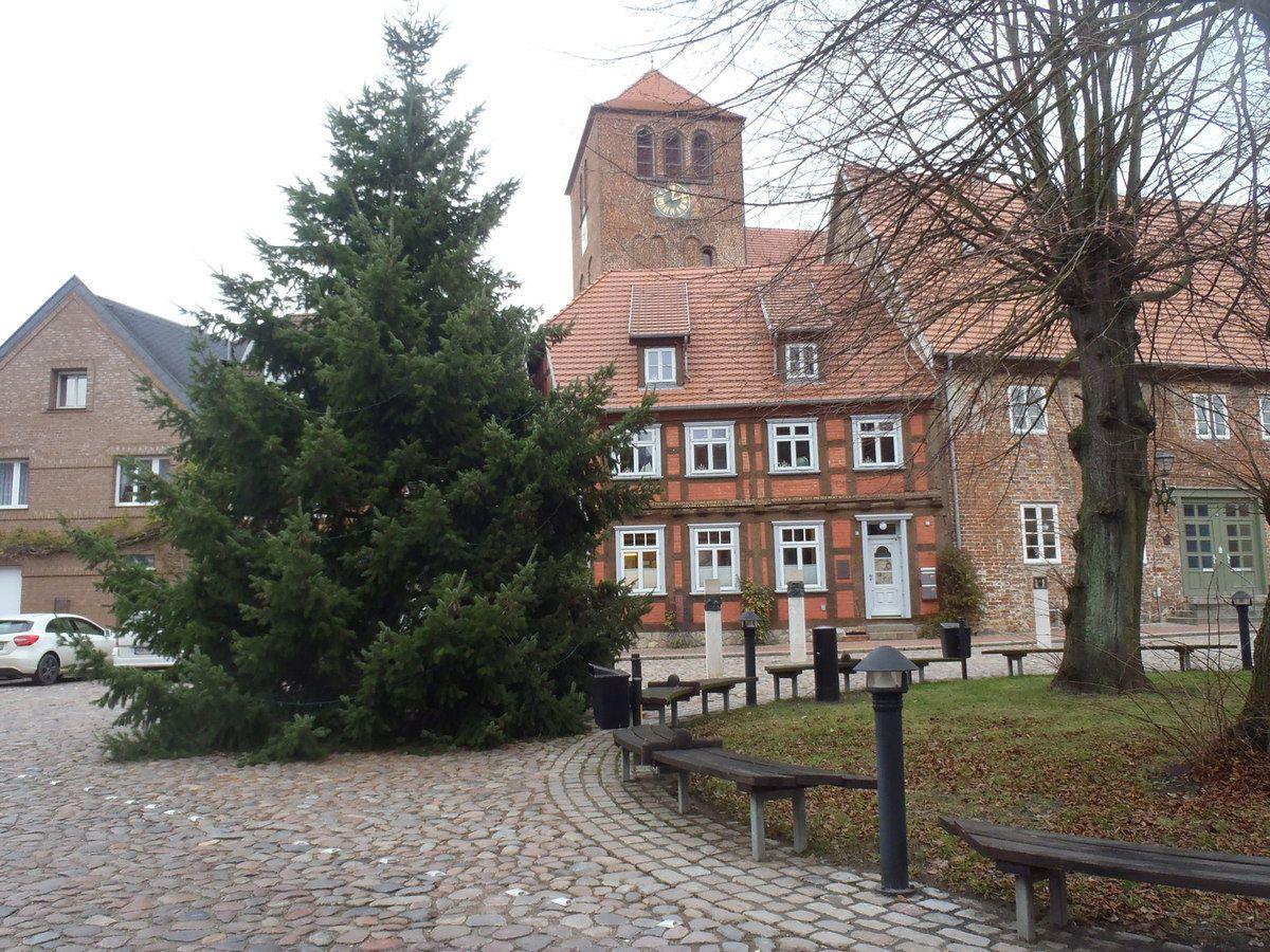 Kurzausflug nach Waren/Müritz