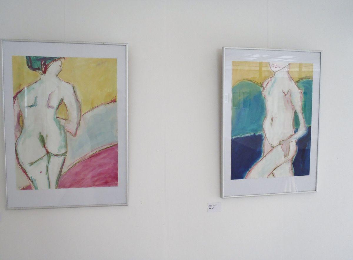 Marita Brenken, Mechow: Akte, Die Farbe des Lebens.