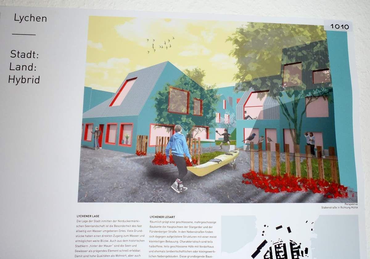 Projekte für Lychens Innenstadt
