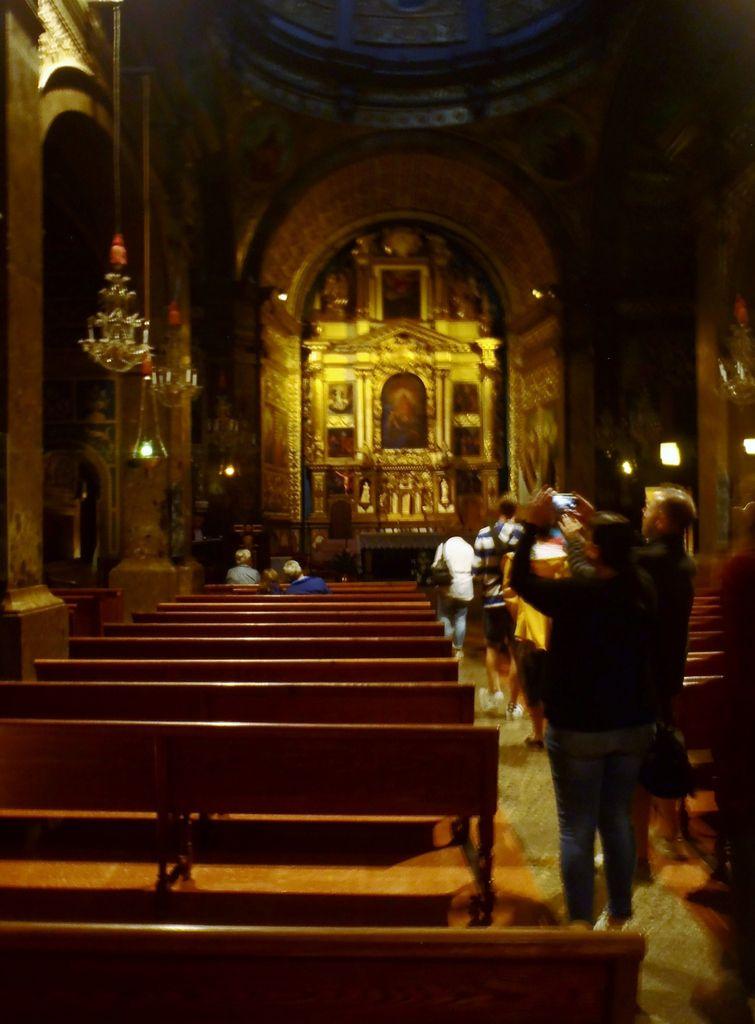 Besuch des Klosters Lluc