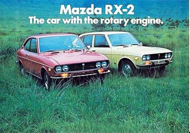 PRUEBA: MAZDA RX-2