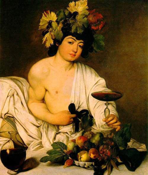 Baco- Il Caravaggio-