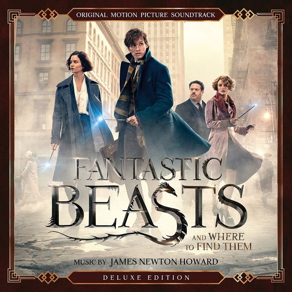 Fantastische Filmmusik und wo man sie findet: James Newton Howards Fantastic Beasts And Where To Find Them