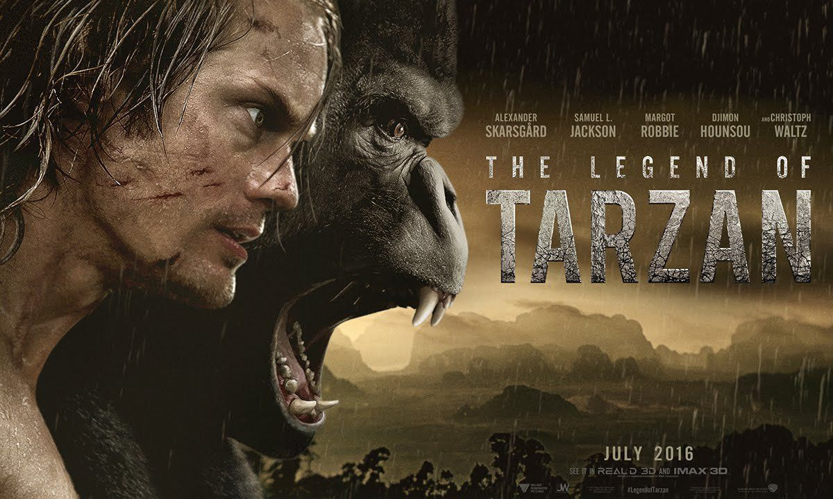 The Legend of Tarzan – David Yates