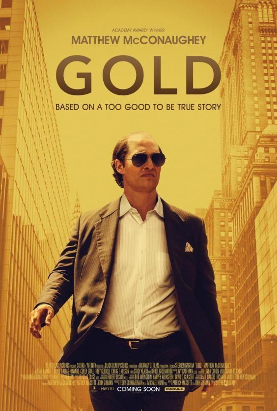 Es ist alles GOLD, was glänzt