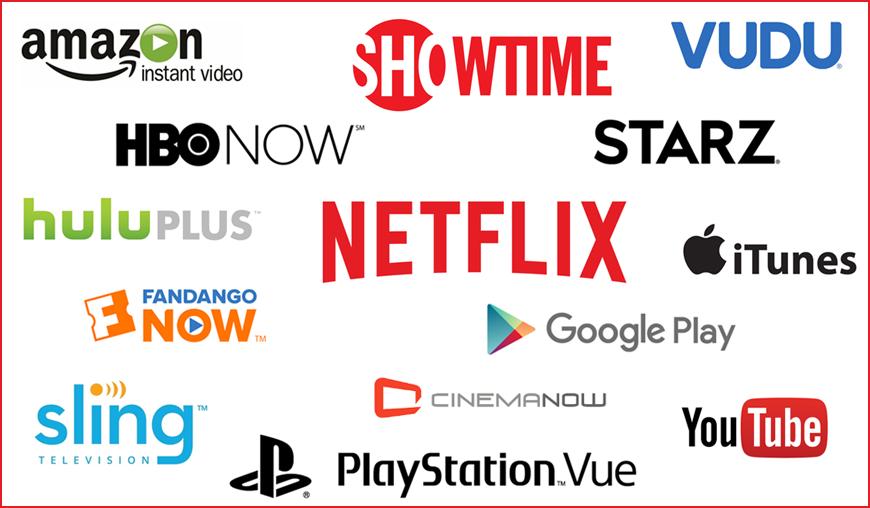 Das Kino wird zur virtuellen Realität - Wie das Internet und die Technik die Unterhaltung verändert