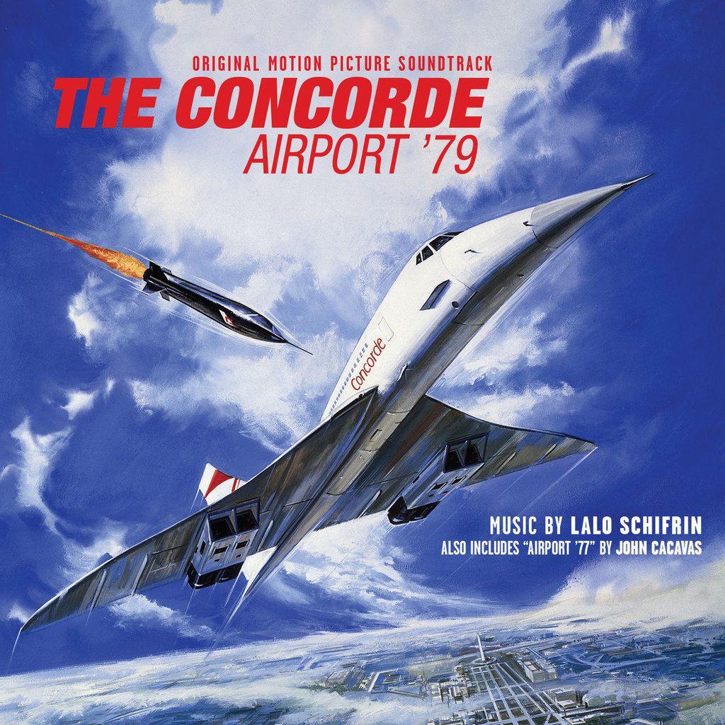 Airport '77 / The Concorde ... Airport '79 - John Cacavas und Lalo Schifrin
