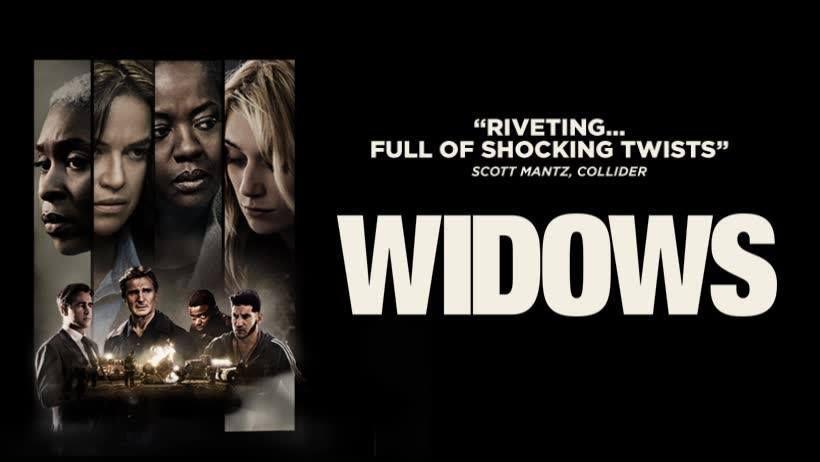 Widows – Steve McQueen