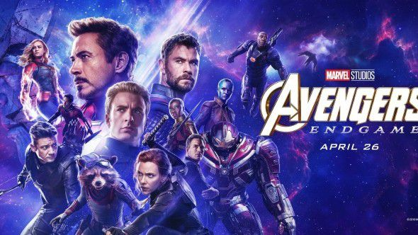 "The Avengers - Endgame: Verquaster Superhelden - Trash ""Depri-Style"""