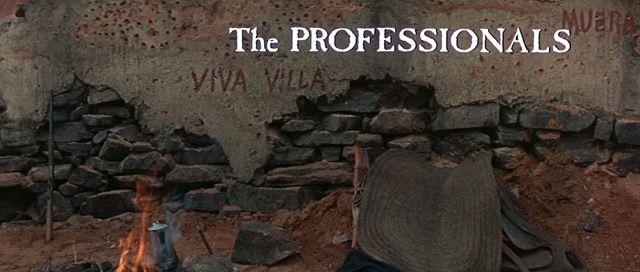 THE PROFESSIONALS von Richard Brooks - Teil VI der Retrospektive