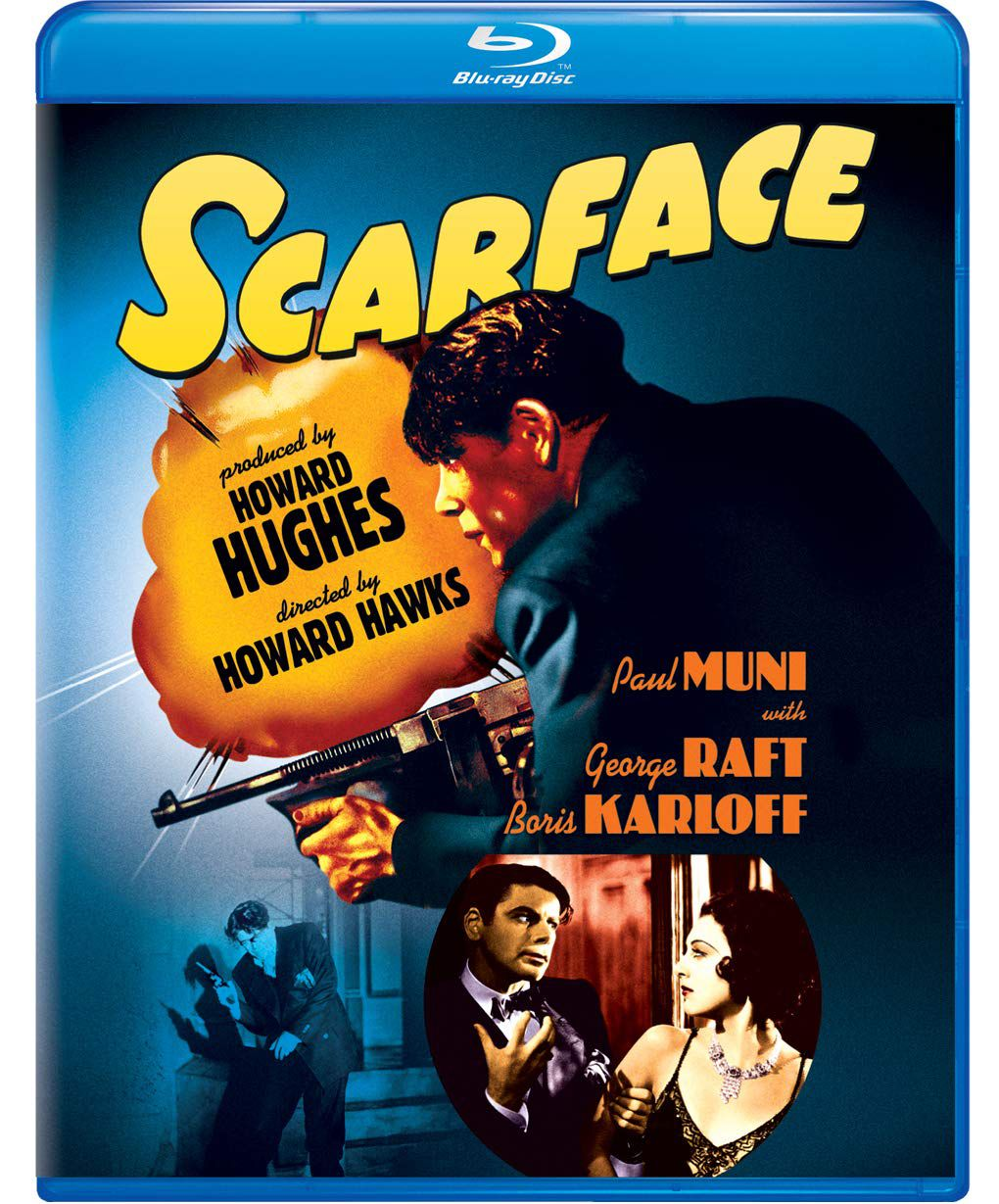 SCARFACE - Howard Hawks