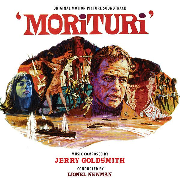 MORITURI - Jerry Goldsmith