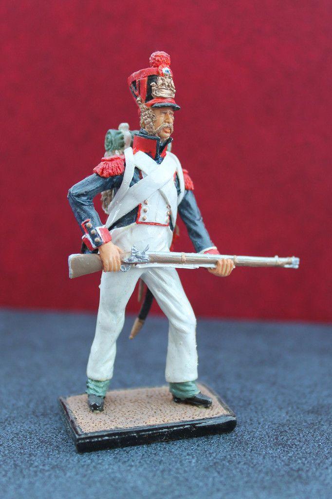 Grenadier d'infanterie de ligne 1815