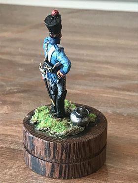 conducteur du train d'artillerie de ligne .