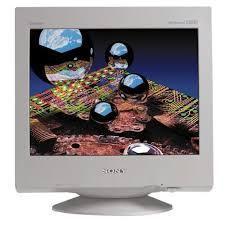 Monitor Sony E500